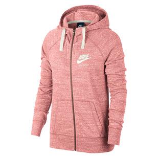 Sportswear - Blouson à capuchon pour femme