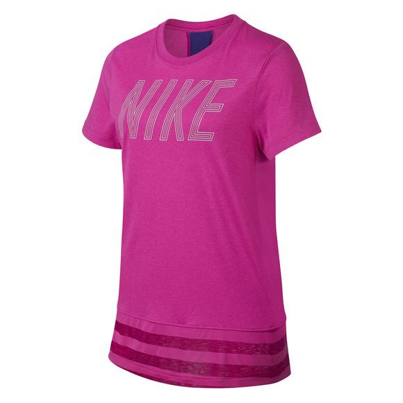 Dry Jr - T-shirt d'entraînement pour fille