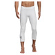 ASK - Collant 3/4 de compression pour homme  - 0