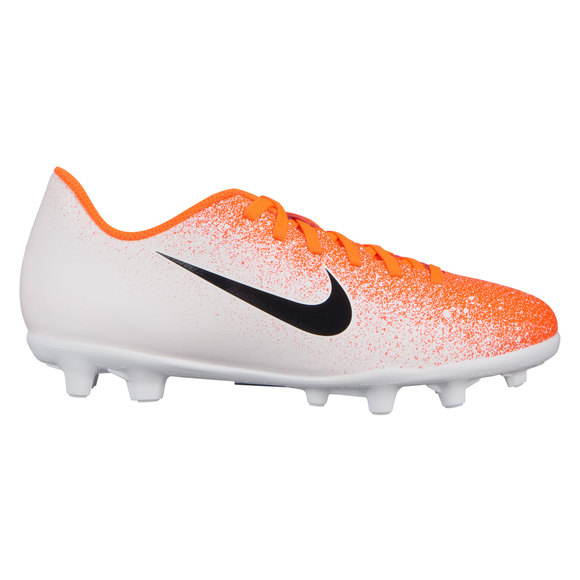 Mercurial Vapor XII Club MG Jr - Junior Outdoor Soccer Shoes