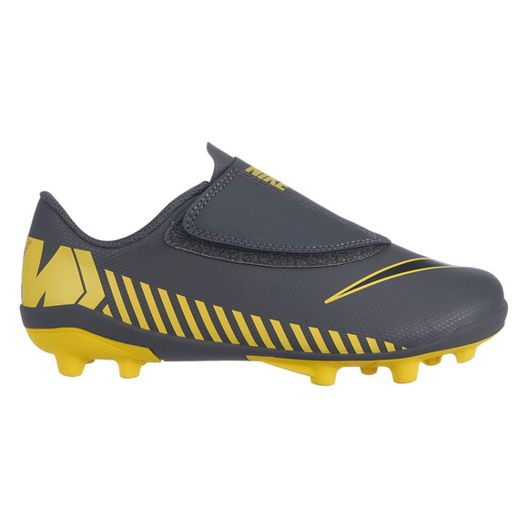 Vapor 12 Club MG (PSV) Jr - Kids' Outdoor Soccer Shoes