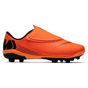 Vapor 12 Club MG (PSV) Jr - Kids' Outdoor Soccer Shoes