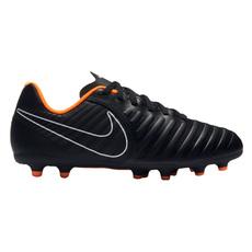 Tiempo Legend VII Club FG Jr - Chaussures de soccer extérieur pour junior