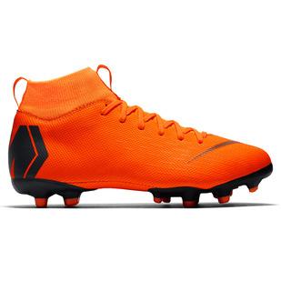 Superfly 6 Academy MG (GS) Jr - Chaussures de soccer extérieur pour junior