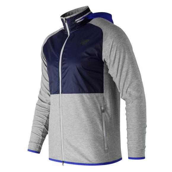 27cfb523d3bb2 NEW BALANCE Anticipate - Men's Running Jacket | Sports Experts
