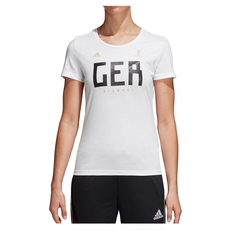 Russia 2018 - Germany W - Women's Soccer T-Shirt
