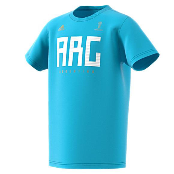Russia 2018 - Argentina Jr- Junior Soccer T-Shirt