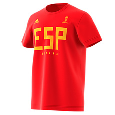 Russia 2018 - Spain - Men's Soccer T-Shirt