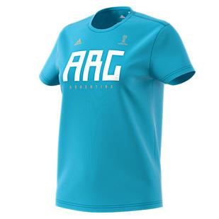 Russia 2018 - Argentina W- Women's Soccer T-Shirt