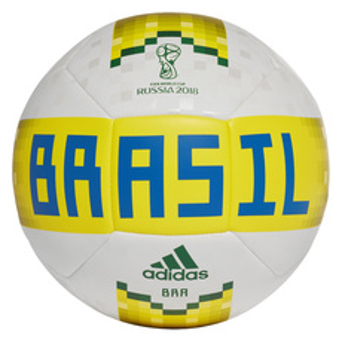 Russie 2018 - Brésil - Ballon de soccer