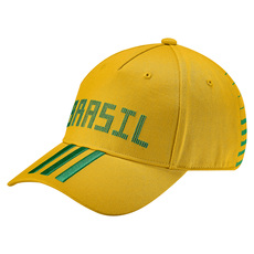 Russia 2018 - Brazil - Adult Adjustable Cap