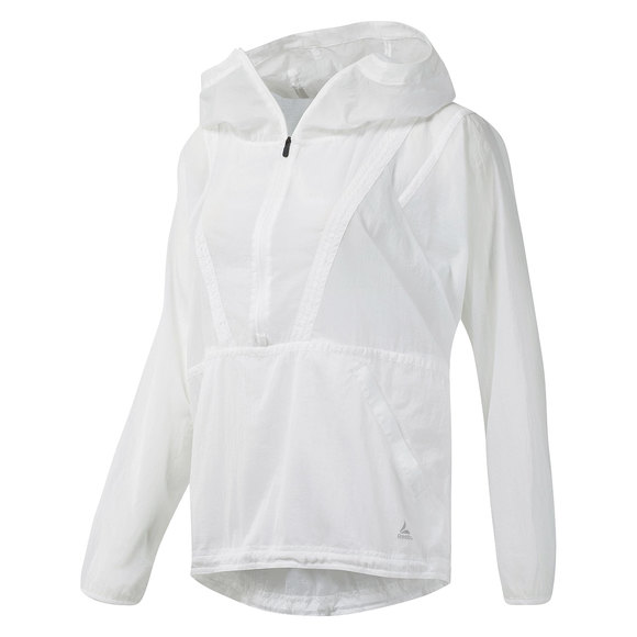 Windbreaker - Women's Half-Zip Jacket