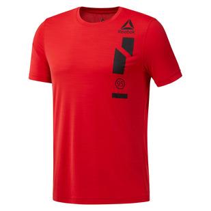 Workout Ready Activchill Graphic - T-shirt d'entraînement pour homme
