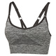 Seamless Strappy - Women's Seamless Sports Bra  - 0