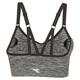Seamless Strappy - Women's Seamless Sports Bra  - 1