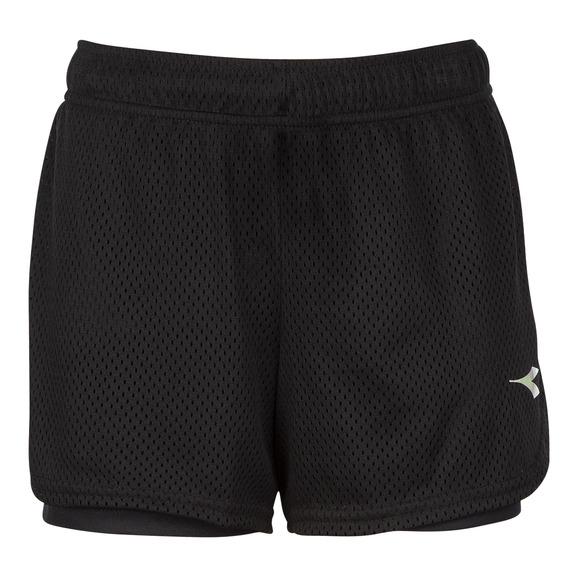 Dual - Girls' 2-in-1 Shorts