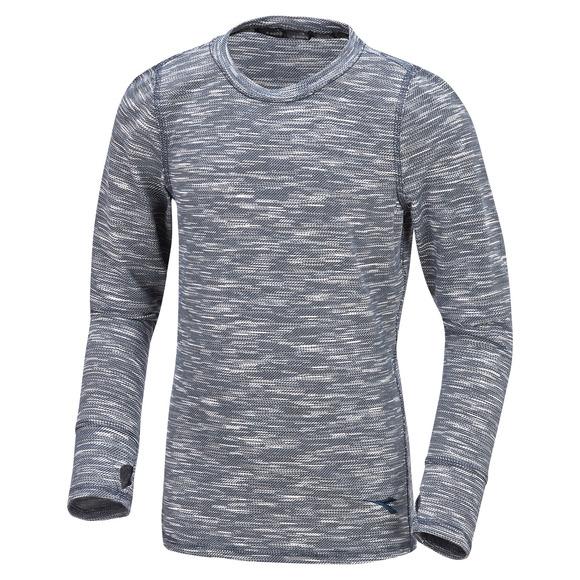 DG3602S18 - Girls' Training Long-Sleeved Shirt