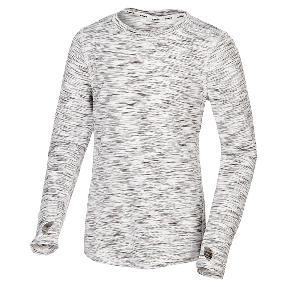 Layering - Girls' Training Long-Sleeved Shirt