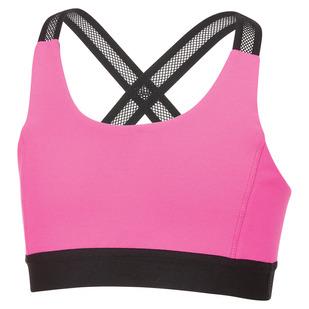 DG1025S18 - Girls' Reversible Sports Bra