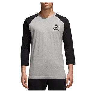 Tango Symbol - Men's 3/4-Sleeved Shirt