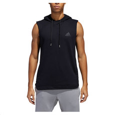 Pickup Shooter - Men's Sleeveless Hoodie
