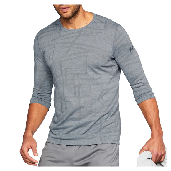 Threadborne Utility - Men's Long-Sleeved Training Shirt
