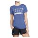 Threadborne Graphic Twist - T-shirt d'entraînement pour femme  - 0