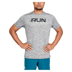 Run Front Graphic - Men's Training T-Shirt