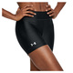 HeatGear Armour - Women's Fitted Shorts - 0