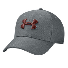 Heathered Blitzing 3.0 - Men's Stretch Cap