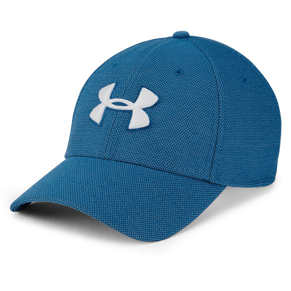 UNDER ARMOUR Heathered Blitzing 3.0 - Men s Stretch Cap a3a236cddf2