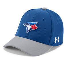MLB Blitzing Jr - Casquette ajustable pour junior (Blue Jays de Toronto)