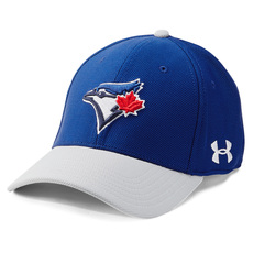 MLB Blitzing - Adult Adjustable Cap (Toronto Blue Jays)