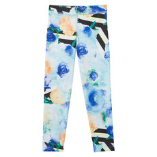 Frozen Roses Jr - Girls' Fitted Pants