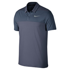 Color Block - Polo de golf pour homme