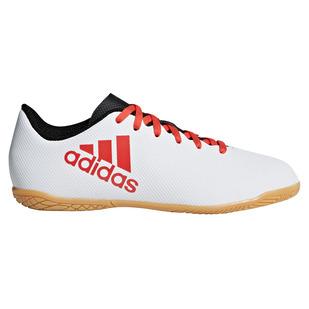 X Tango 17.4 IN Jr - Chaussures de soccer intérieur pour junior