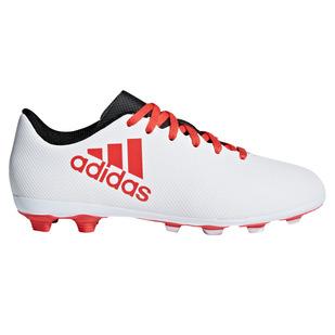 X 17.4 FxG Jr - Chaussures de soccer extérieur pour junior