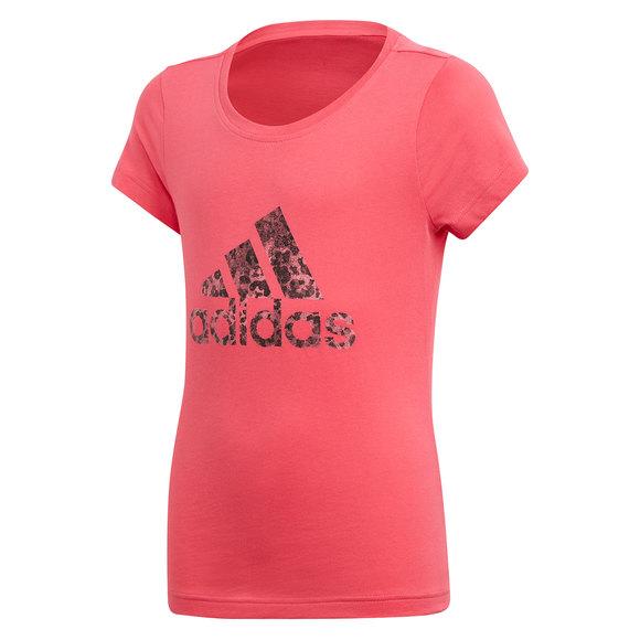 YG Logo - Girls' T-Shirt
