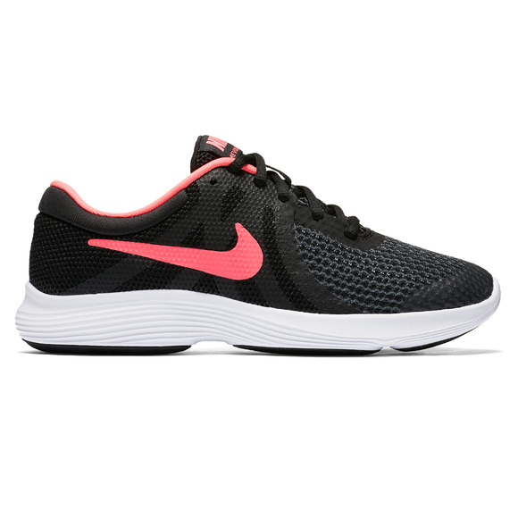 sale retailer 32599 98722 NIKE Revolution 4 (GS) Jr - Junior Running Shoes   Sports Experts