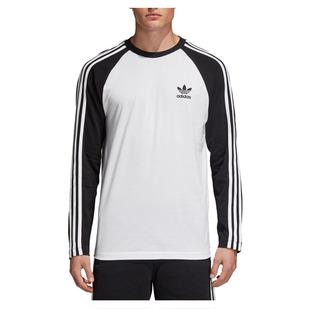 Adicolor 3 Stripes - Men's Long-Sleeved Shirt