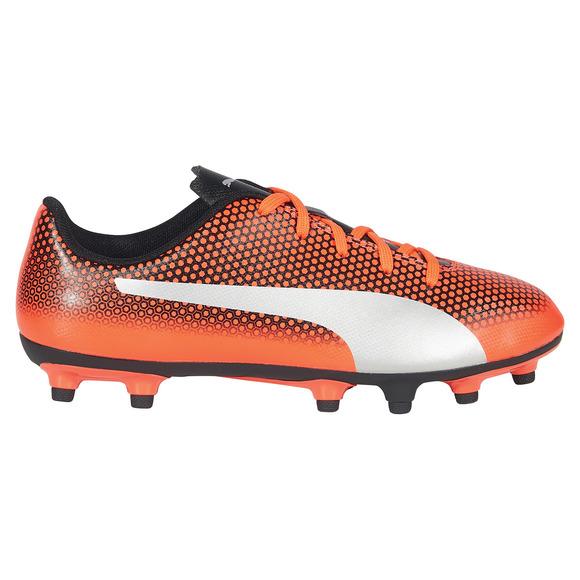 5e408e055dd5 PUMA Spirit FG Jr - Junior Outdoor Soccer Shoes