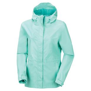 Madison - Manteau de pluie à capuchon pour femme