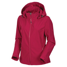 Trundle - Women's Hooded Softshell Jacket