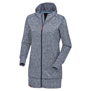 Appila - Women's Full-Zip Hoodie
