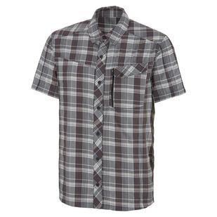 Moonta - Men's Short-Sleeved Shirt