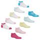 DG9775S18P - Socquettes pour fille (paquet de 10 paires)  - 0