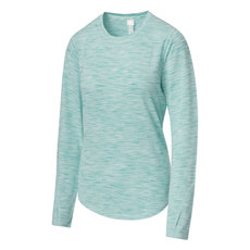 Essential Layering (Plus Size) - Women's Long-Sleeved Shirt