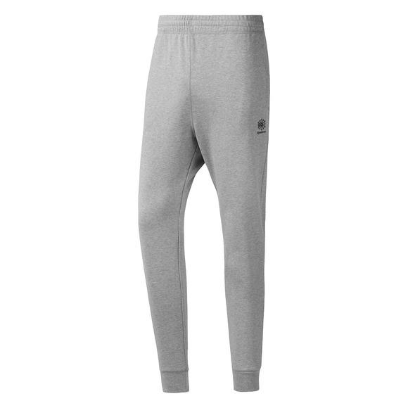 REEBOK-CLASSIC Zipped - Men s Fleece Pants  e1c33350a10a
