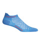 Run + Micro Ultra Light - Women's Running Ankle Socks - 0