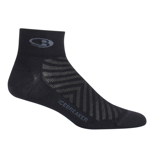 Run + Mini Ultra Light - Men's Running Ankle Socks